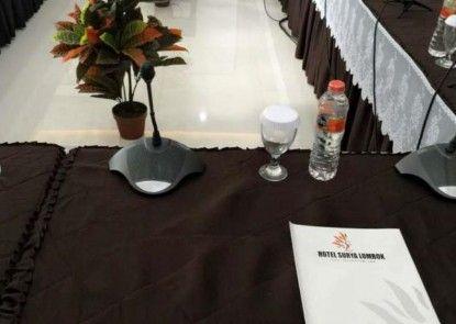 Hotel Surya Lombok Ruangan Meeting
