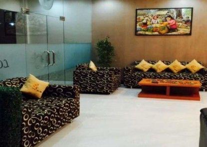 Hotel Surya Lombok Lobby