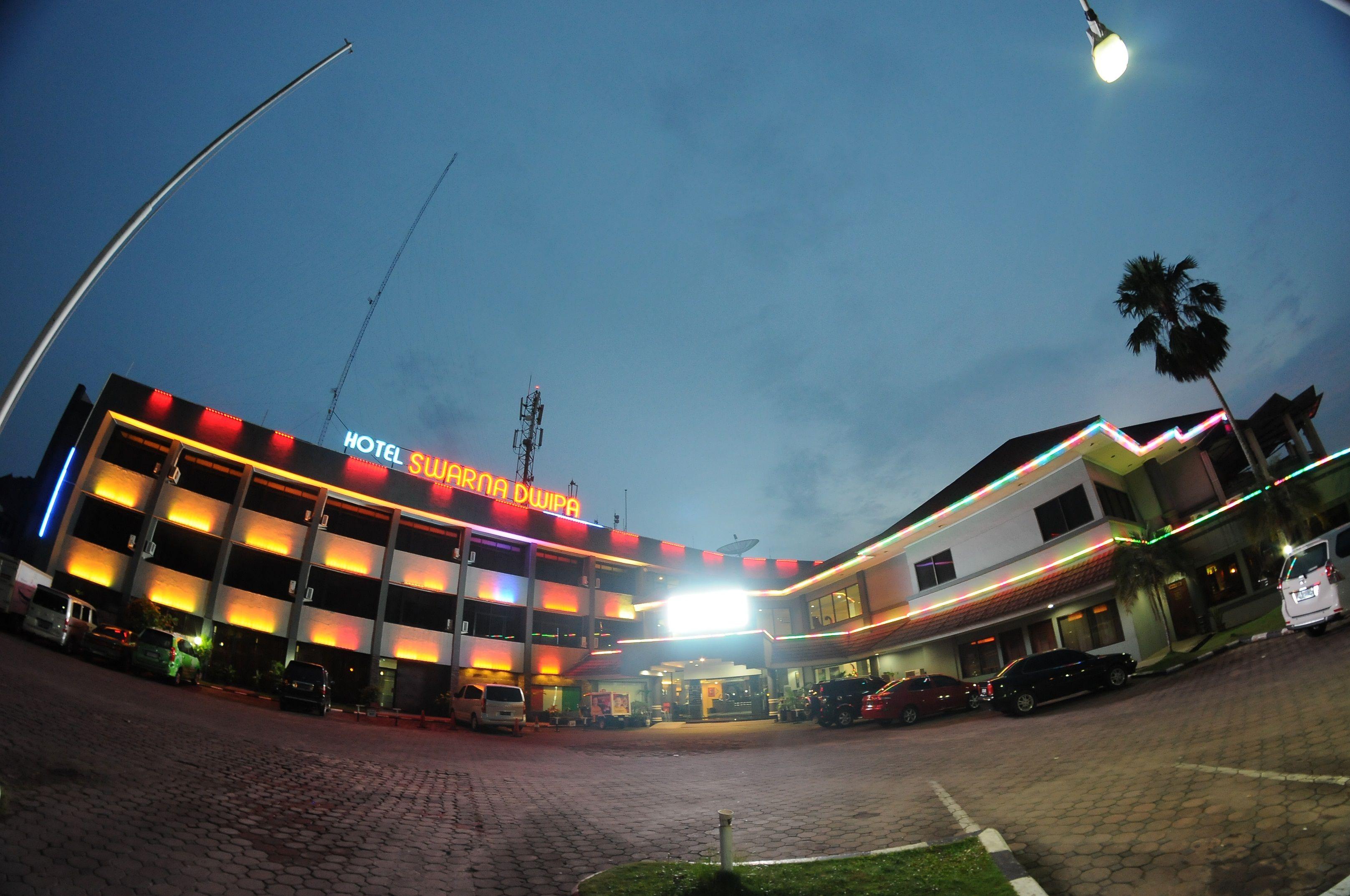 Hotel Swarna Dwipa Palembang