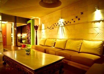 Hotel Tibera Cibeunying Lobby