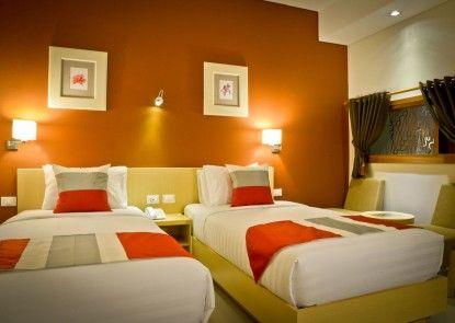 Hotel Tibera Cibeunying Kamar Tamu