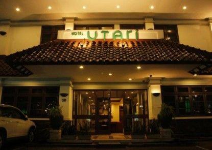 Hotel Utari Dago Eksterior