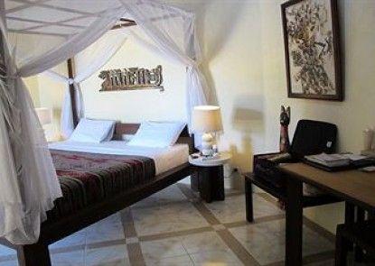 Hotel Uyah Amed & Spa Resort Teras