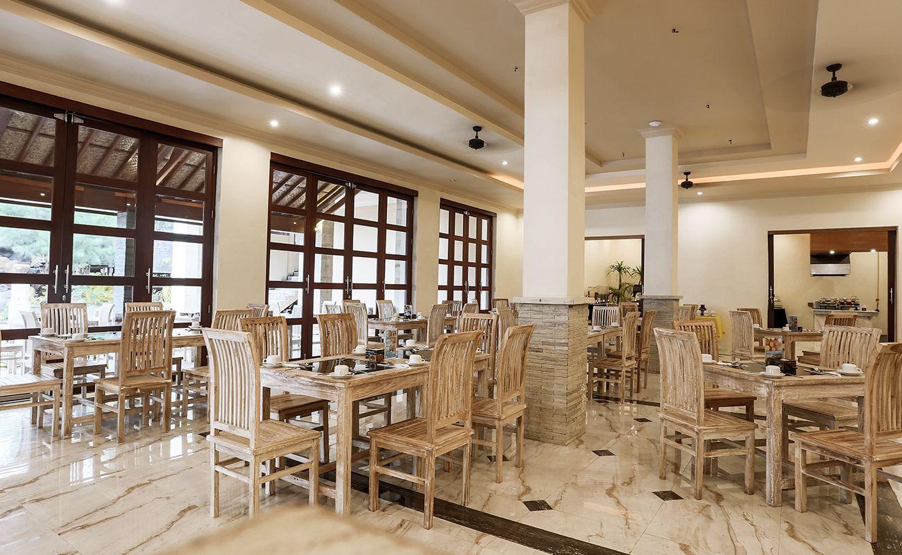 Hotel Vila Ombak, Kepulauan Gili