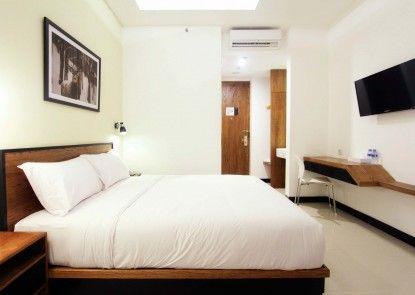 Hotel Shiro I Shika Kamar Tamu