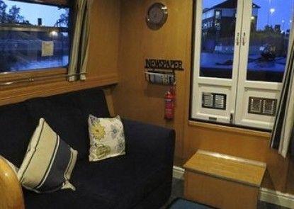 Houseboat Hotels - Hotel boat Teras
