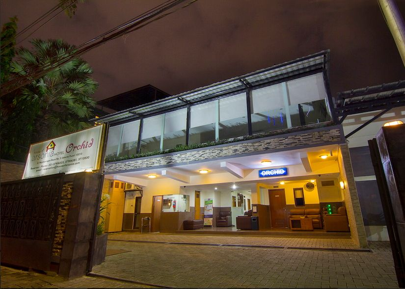 House Of Arsonia Orchid, Jakarta Pusat