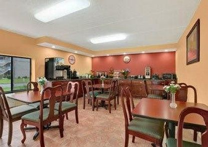 Howard Johnson Inn Rock Hill Teras