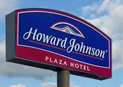 Howard Johnson Tianzhu Plaza Fuyang Teras