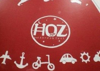 HOZ Bed and Breakfast - Hostel Teras