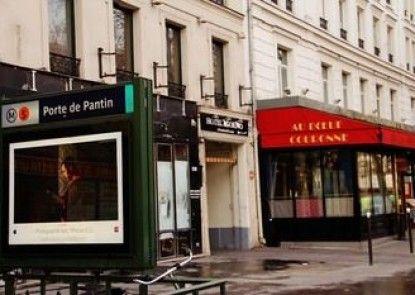 Hôtel Agorno Cité de la Musique