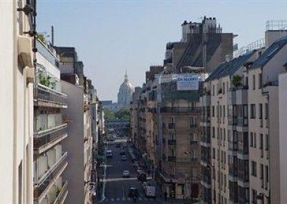 Hôtel Alyss Saphir Cambronne Eiffel