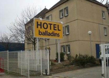 Hôtel balladins Valence / Sud