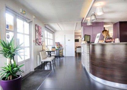 Hôtel Inn Design Sablé-sur-Sarthe Resto Novo