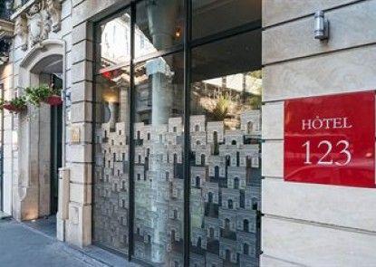 Hôtel Le 123 Elysées - Astotel