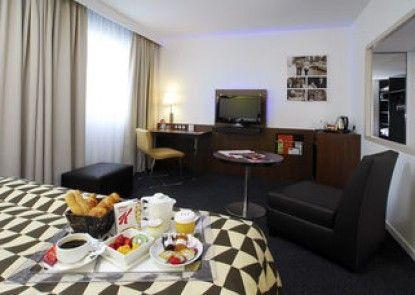 Hôtel Mercure Lyon Lumiere Monplaisir