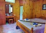 Pesan Kamar Kamar Double Standar, 1 Kamar Tidur, Kamar Mandi Pribadi, Pemandangan Kebun di Huan Chiang Dao Resort