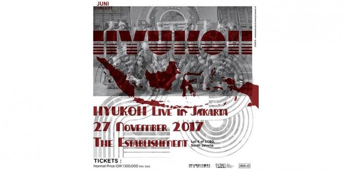 Hyukoh Live In Jakarta 2017