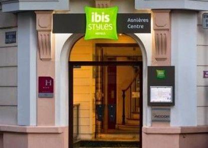ibis Styles Asnières Centre