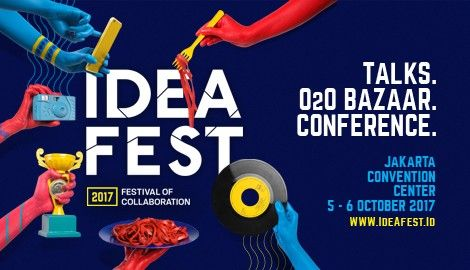harga tiket IDEA FEST 2017