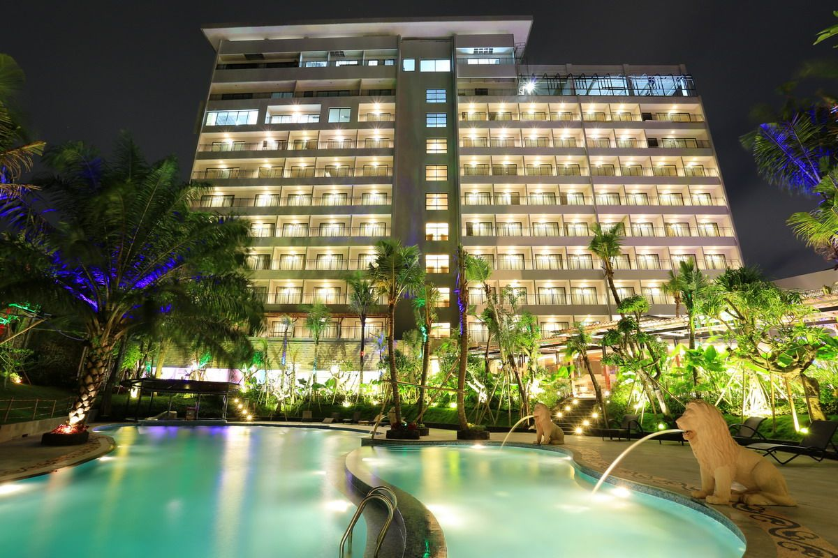 Ijen Suites Resort & Convention Malang, Malang