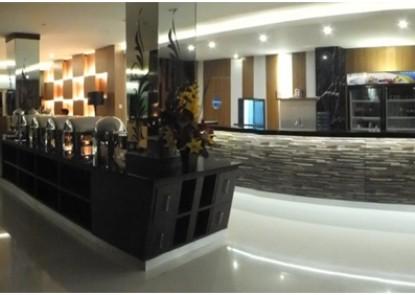 Studio Inn And Suite Semarang Teras