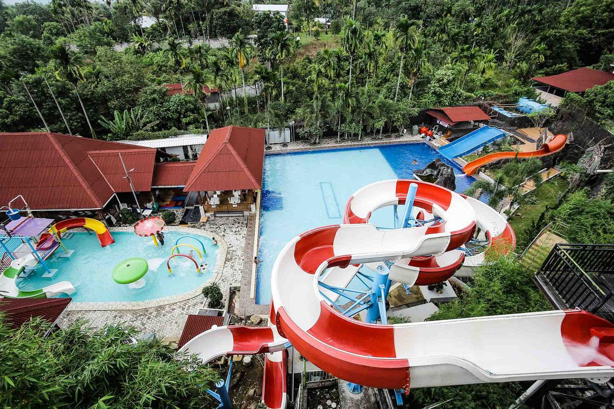 Imelda Hotel Waterpark and Convention, Padang