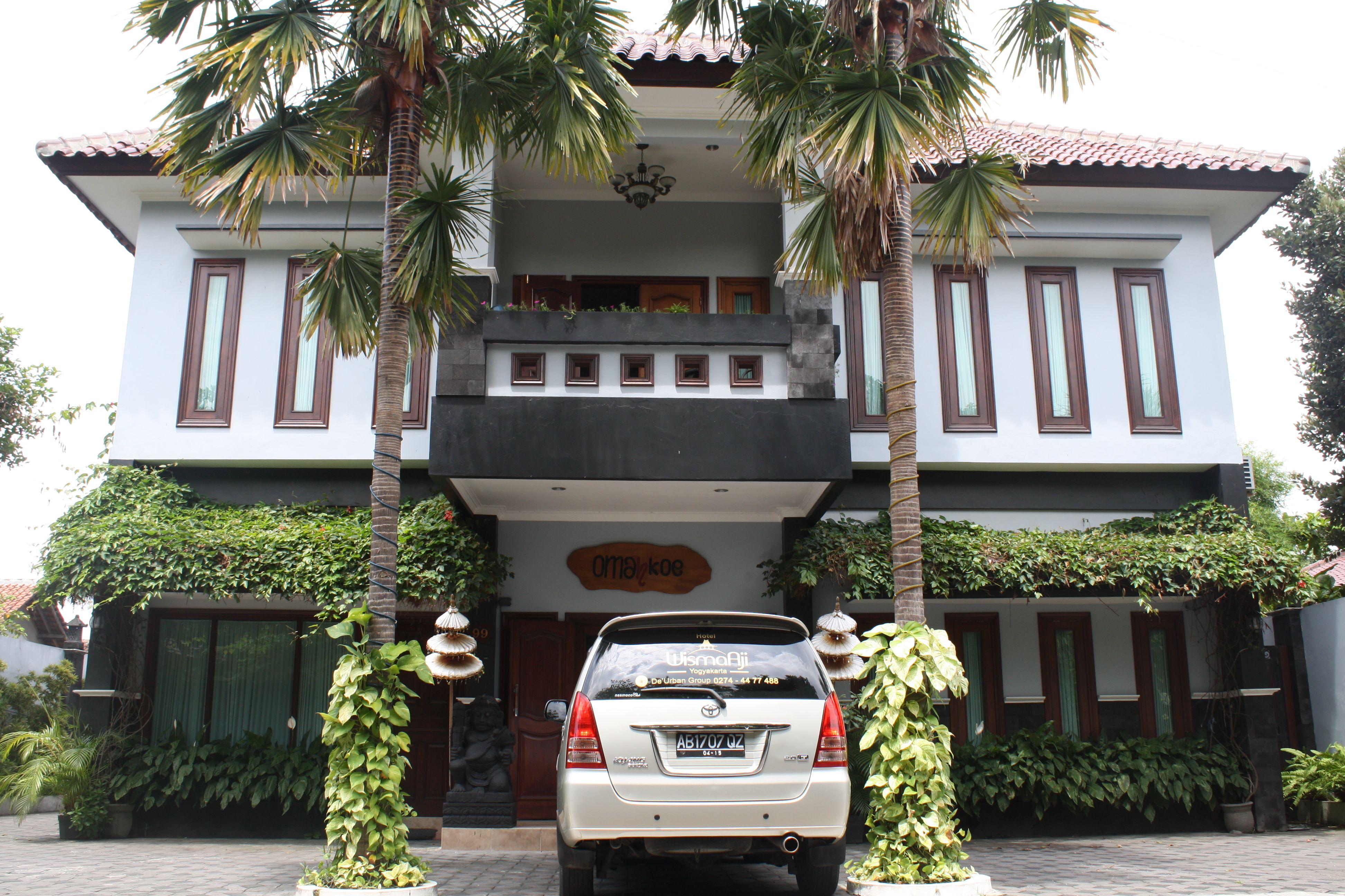 Omahkoe Guesthouse Yogyakarta, Sleman