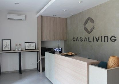 Casa Living Jakarta Penerima Tamu