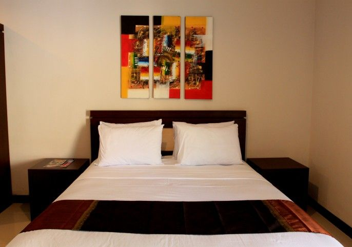 Mansu Hotel and Spa Legian, Denpasar