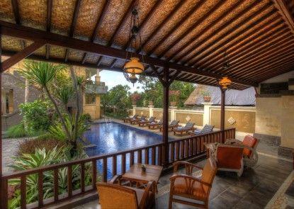 Inata Monkey Forest Hotel Lounge