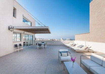 Incredible Penthouse in Tel Aviv