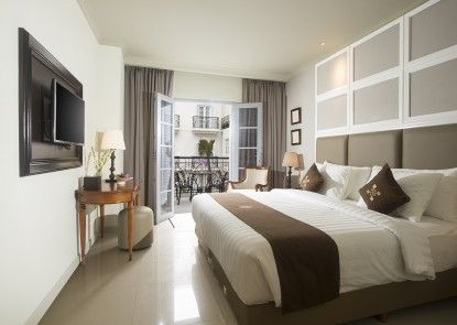 Hotel Indies Heritage Prawirotaman Kamar Tamu