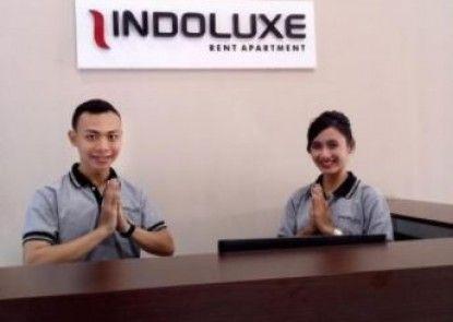 Indoluxe Rent Apartment Penerima Tamu