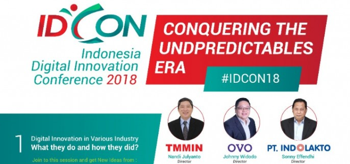 Indonesia Digital Innovation Conference (IDCON) 2018
