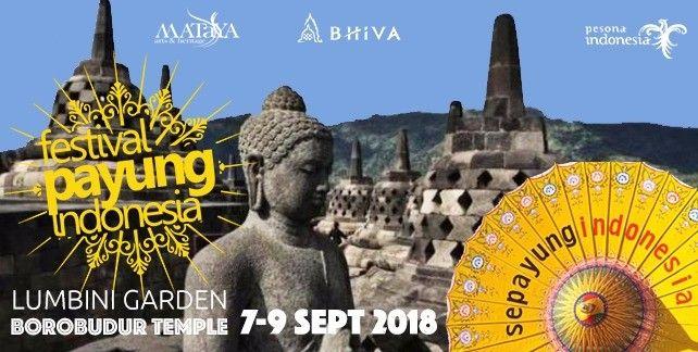 Indonesia Umbrella Festival Tour Package 2018