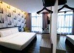 Pesan Kamar Kamar Deluks, 1 Tempat Tidur King di Indra Hotel - Boutique Suites