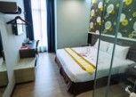 Pesan Kamar Kamar Deluks, 1 Tempat Tidur King di Indra Hotel