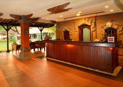 Inna Sindhu Beach Hotel Penerima Tamu