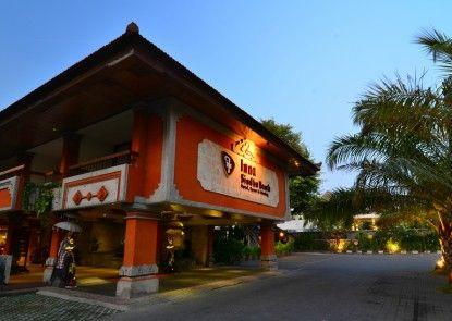 Inna Sindhu Beach Hotel Pintu Masuk