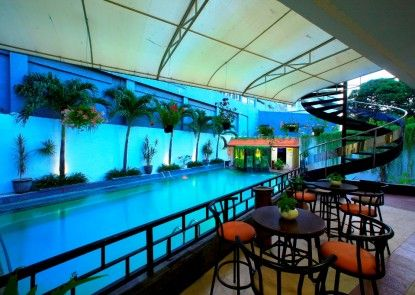 Grand Inna Tunjungan Surabaya Kolam Renang