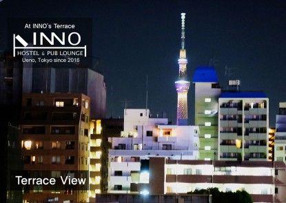 Inno Hostel & Pub Lounge Ueno Tokyo