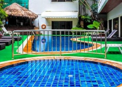 Inn Patong Hotel Phuket (Formerly Patong Beach Lodge)
