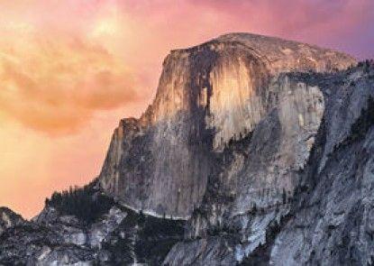 Inside Yosemite Mountain Beauty