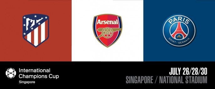 harga tiket International Champions Cup Singapore 2018