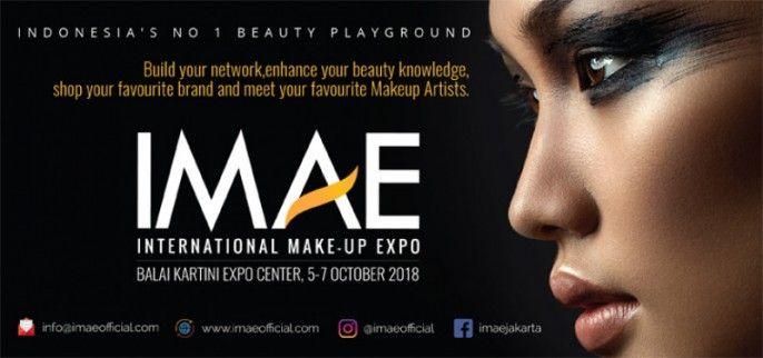 International Makeup Expo (IMAE 2018)