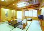 Pesan Kamar Kamar (japanese Western Style, 15 Tatami) di Isawa View Hotel