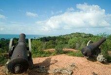 Benteng Bukit Kursi - Kepulauan Riau