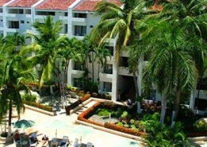 Ixtapa Palace Resort Teras