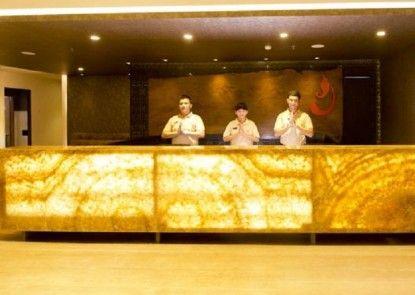 J Hotel Soekarno Hatta Penerima Tamu